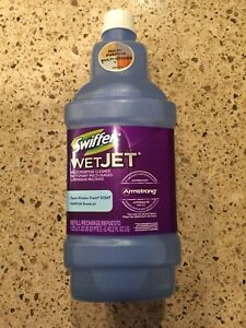 Swifter WetJet Cleaning Products