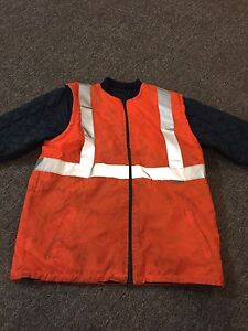 High vis winter  jacket Geraldton Geraldton City Preview
