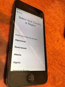 iPhone 5 64Gb Black Kallaroo Joondalup Area Preview