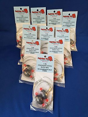 saltwater fishing live bait rig harnesses, bulk lot.1oz, stainless , wholesale