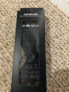 New Air Mouse 2.4G Motion Sensing Air Mouse