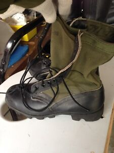 Vintage 7W jungle boot