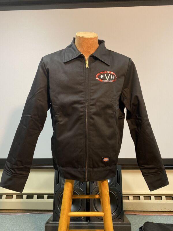 Van Halen EVH/Fender OFFICIAL Dickies Lined Eisenhower Jacket - Rare!