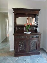 Antique Carved Sideboard Nowra Nowra-Bomaderry Preview