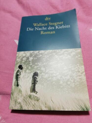 Die Nacht des Kiebitz von Wallace Stegner (2011, Taschenbuch)
