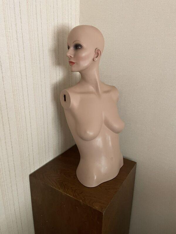 Vintage Female Mannequin Torso Only