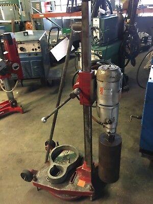 Black Decker 758 Type A Core Drill For Concrete