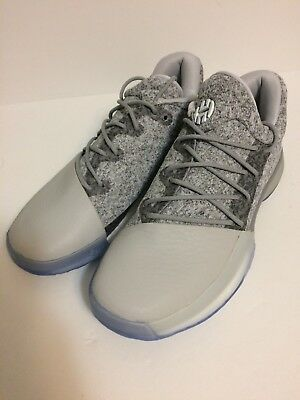 Harden Vol 1 Size Silver Youth Basketball Shoes Size 5 (BY3480)
