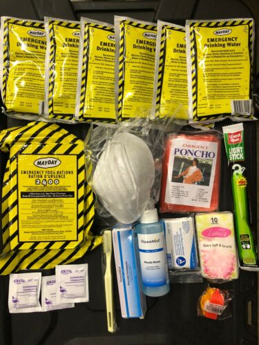 Mayday Emergency/Survival/Disaster Deluxe Personal Hygiene K