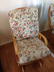 Rocking chair North Strathfield Canada Bay Area Preview