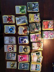 Mega Lot de 1085 cartes Pokémon!