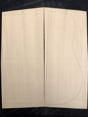 Appalachian Red Spruce Dreadnought Guitar Top Wood Tonewood Adirondack - $90.00
