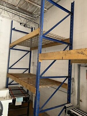 Bolt-type Pallet Racking Shelving Scaffolding 1 Section 50 Section Available