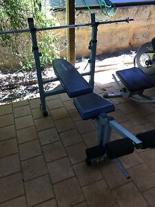 Pro Form Bench Press Excellent Condition Butler Wanneroo Area Preview