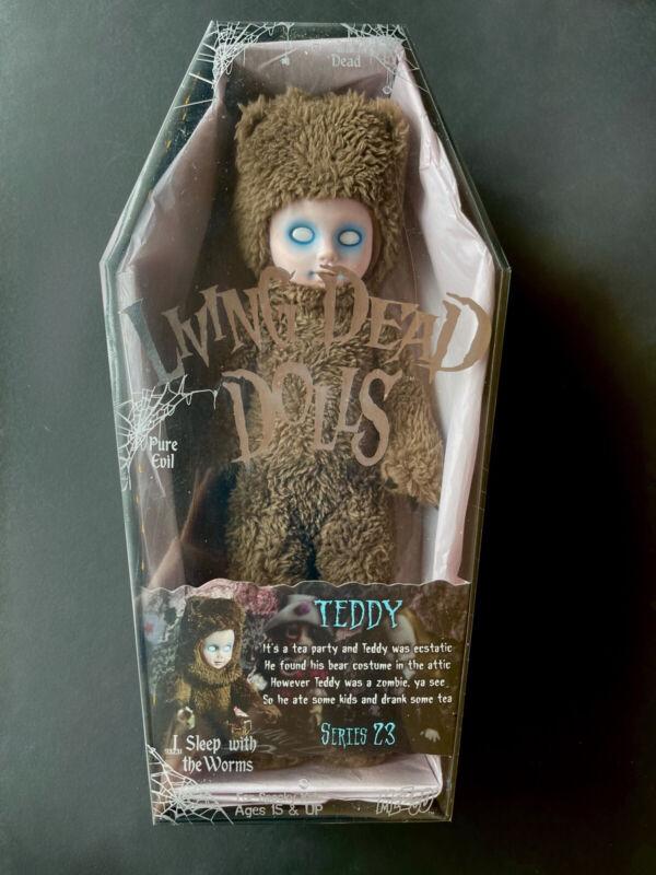 Mezco Living Dead Dolls - TEDDY SERIES 23 (2012) FACTORY SEALED