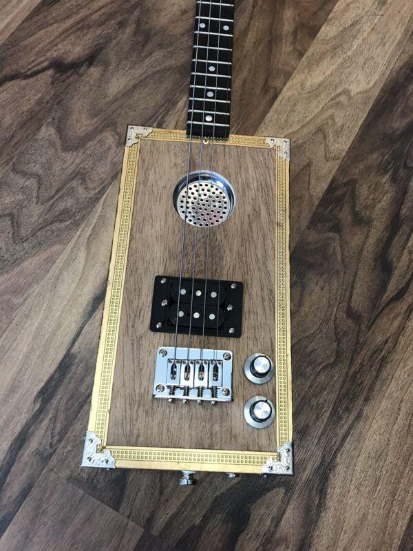 Cigar Box Guitar. MADE TO ORDER