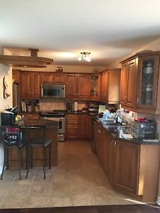 Kitchen cabinets and granite countertops for sale