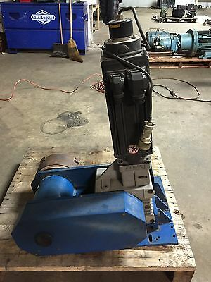 4th Axis Chuck Attachment Off Trumpf Laser 2503e Atlanta Type 58 44 139