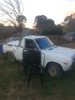 1980 Datsun 1200 Other