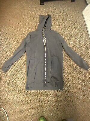 Rick Owens Drkshdw Grey Jacket