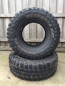 Federal M/T tyres  33x12.50 r15 Meadow Heights Hume Area Preview