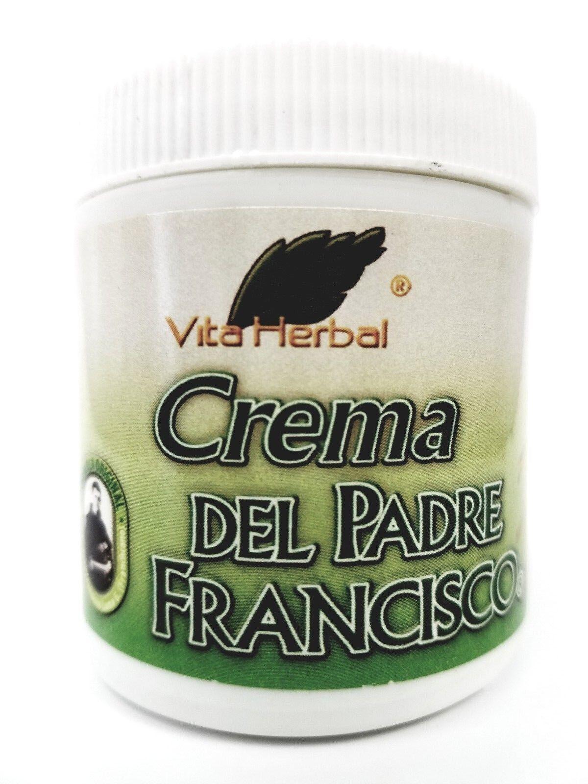 PADRE FRANCISCO CREMA MILAGROSA ARTHRITIS CREAM PAIN RELIEF ARNICA INFLAMMATION