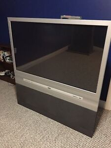 "52"" RCA Rear Projection TV"