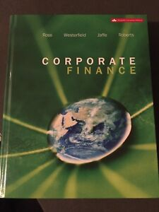Corporate finance 7th Canadian edition