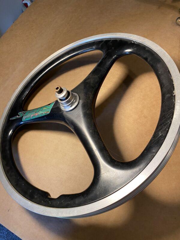 NOS rear SPIN MAG WHEEL. Oldschool Mid school Bmx FR175