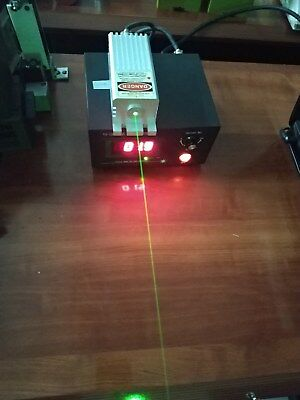 Dpss Adjustable Laser Driver And Laser Module