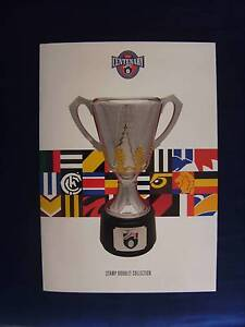 Australian Centenary Football League Stamp Booklet Collection Hornsby Hornsby Area Preview