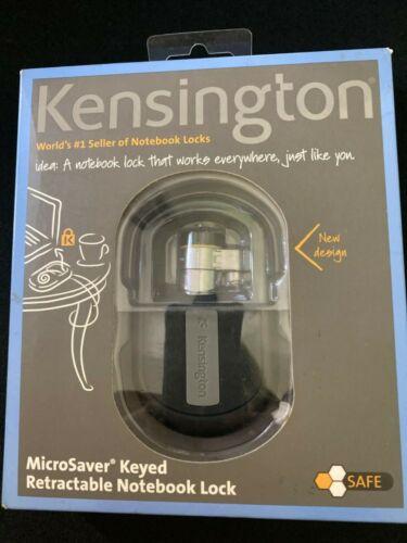 Kensington MicroSaver Retractable Notebook Lock