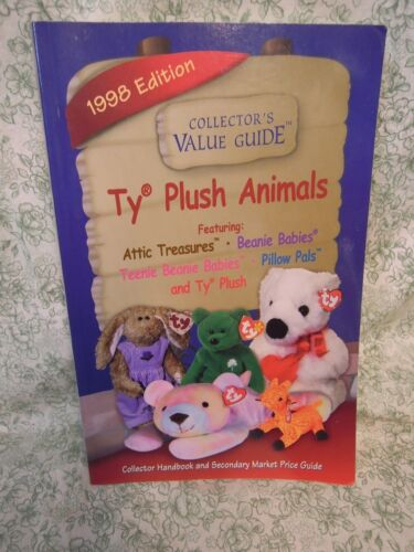 "mb-122 TY Beanie Babies bk: ""Collector"