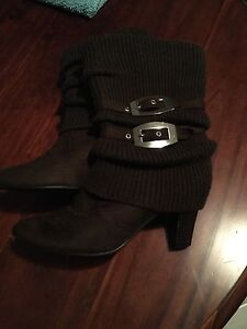 Ladies size 8 brown boots High Wycombe Kalamunda Area Preview