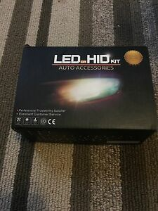 Brand New HID 9006 kit with slim ballast and bulbs
