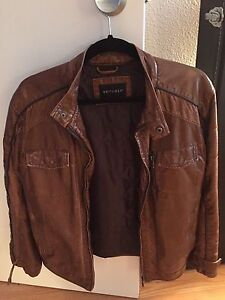 Britches Men's Small leather jacket