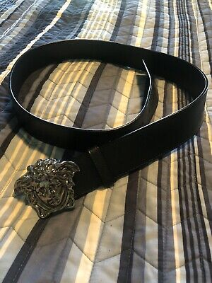 Preowned Mens Versace Belt Size 90/36