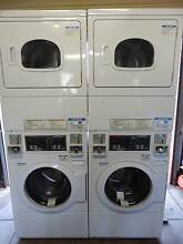 Speed Queen coin op stacked washer/dryer delivery aus wide avail Burswood Victoria Park Area Preview