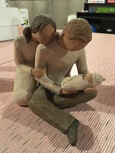 Willow Tree figurines $20 each Stratford Kitchener Area image 6