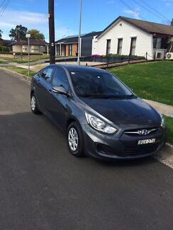 Hyundai Accent 2012 Prospect Blacktown Area Preview