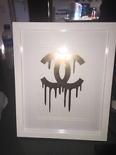 Chanel dripping frame Cooks Hill Newcastle Area Preview