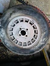 """6 x Ford Escort mk1 mk2 13"""" x 5  1/2' alloy wheels Swan View Swan Area Preview"""