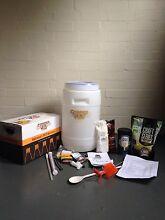 Home brew complete beer kit negotiable Alderley Brisbane North West Preview