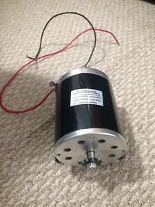 DC electric motor 24v 500w