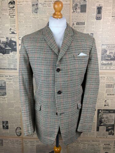 Vintage Hardy Amies Edwardian style 1960