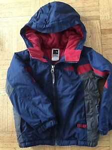 Manteau North Face garçon 3T hiver
