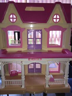 Fisher Price a Doll Houses x2 Park Grove Burnie Area Preview