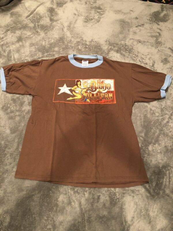 Official Banjo & Sullivan Shirt RARE 2005 Rob Zombie Devil's Rejects Size M