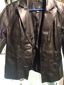 East 5th-Women's Leather Jacket