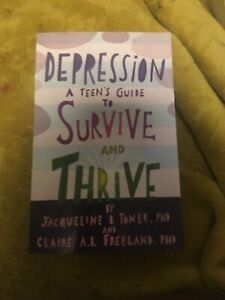 How to survive depression for teens